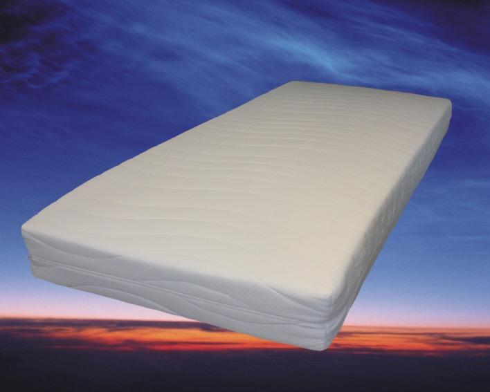 Matras maat 100 x 210 cm , Model: Favourite Orthopedic,  Dikte: 21 cm