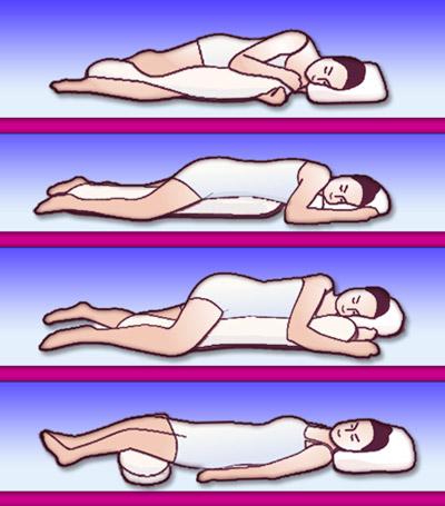 Body Roll (lichaams kussen)