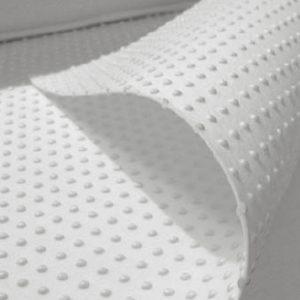 Matras onderlegger antislip (onderzijde) 60x170 cm