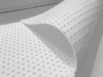 Matras onderlegger antislip (onderzijde) 100x170 cm
