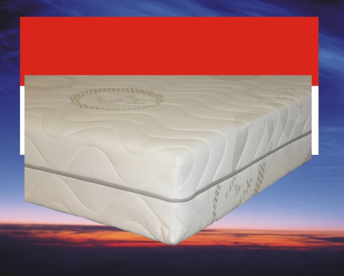 Matras 120 x 220 cm , Model: Monaco Special, Dikte: 25 cm