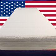 Pocketvering matras koudschuim 100x200 cm
