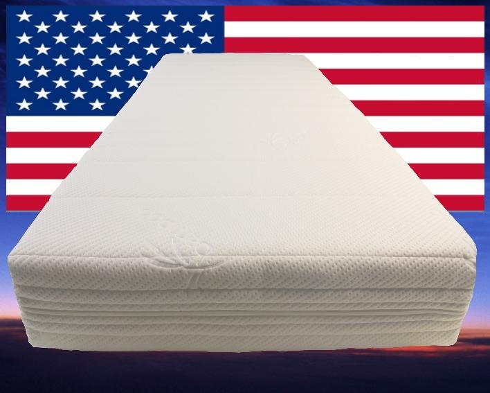 Pocketvering matras koudschuim 140 x 190
