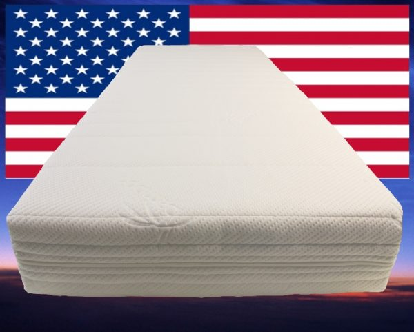 Maatwerk pocketvering matras koudschuim American Special