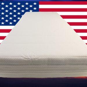 Pocketvering matras koudschuim 90 x 190