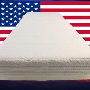 Pocketvering matras koudschuim 100 x 190