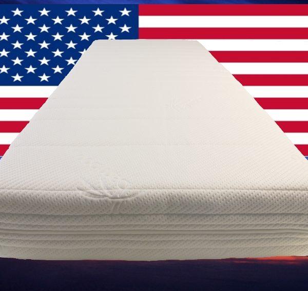Pocketvering matras koudschuim 120 x 190