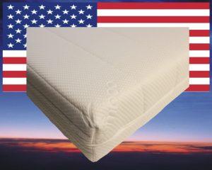 Pocketvering matras koudschuim 180 x 190
