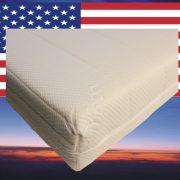 Pocketvering matras koudschuim 100x210 cm