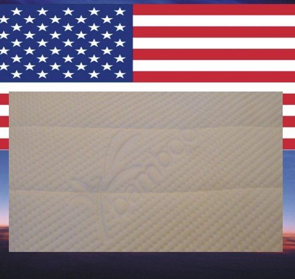 Pocketvering matras koudschuim 100x220 cm