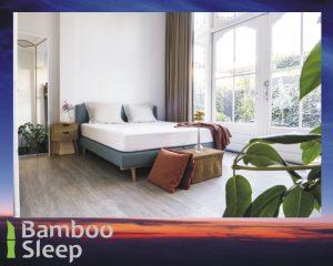Bamboe hoeslaken matras