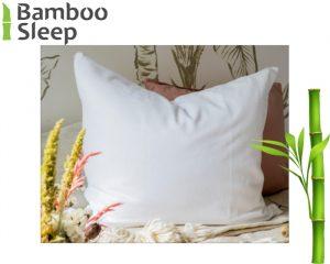 Bamboe molton kussensloop