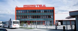 Fabriek TED