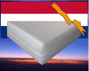 Pocketvering matras met koudschuim 100 x 200