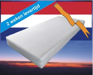 Pocketvering matras Holland special