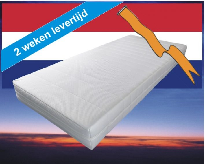 pocketveermatras Holland Special
