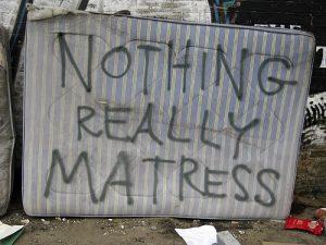 pocketvering matras