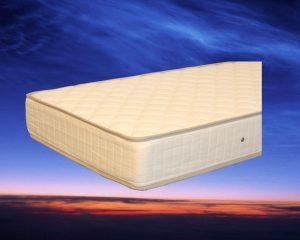 Pocketvering matras Favourite plus 90x190 cm