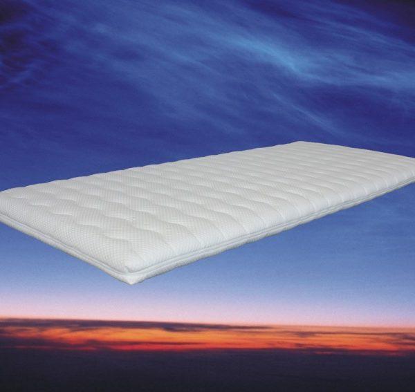 topmatras traagschuim 140x200 elegant best geltex inside topper x cm von schlaraffia with. Black Bedroom Furniture Sets. Home Design Ideas