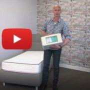 Pocketvering matras Favourite 160x200 cm